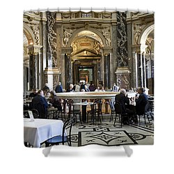 Kunsthistorische Museum Cafe II Shower Curtain