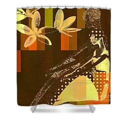 La Bella - 133 Shower Curtain