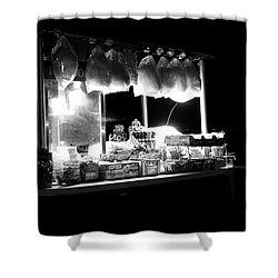 La Dolce Notte Shower Curtain