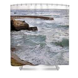 La Jolla Ca Shower Curtain