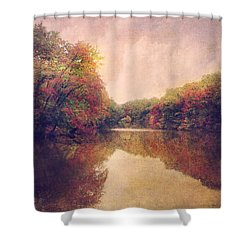 Shower Curtain featuring the photograph La Nature Splendeur by John Rivera