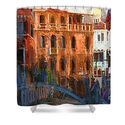 La Serenissima Shower Curtain