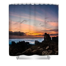La Siesta Shower Curtain