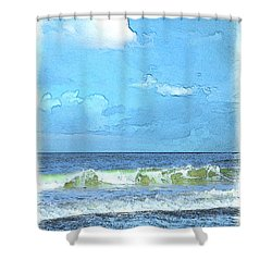 Lacount Hollow Shower Curtain