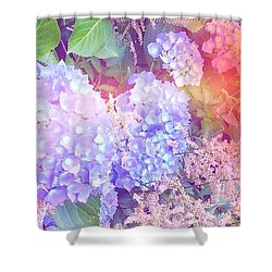 Lacy Details  Shower Curtain