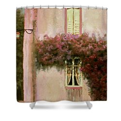 Lady Camille Shower Curtain