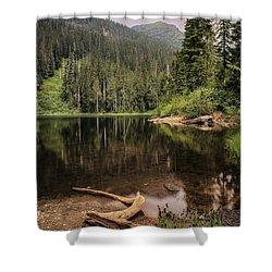 Lake Elizabeth Shower Curtain