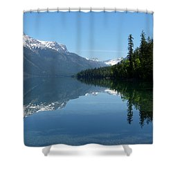 Lake Mcdonald - Glacier National Park Shower Curtain