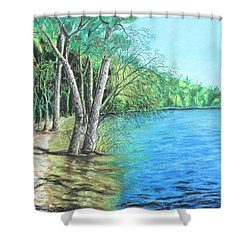 Lakeland 2 Shower Curtain