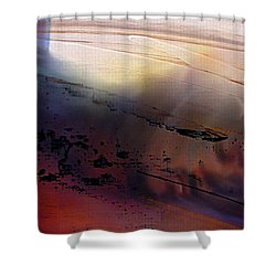 Lamb Of God Shower Curtain by Kume Bryant