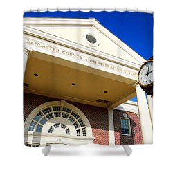 Lancaster County Administration Building Shower Curtain