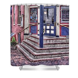 Shower Curtain featuring the photograph Lancaster Pensylvania by Jim Thompson