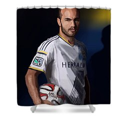 Landon Shower Curtain by Jeremy Nash