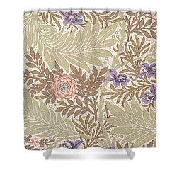 Larkspur Design Shower Curtain by William Morris