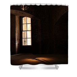 Last Song Shower Curtain by Suzanne Luft