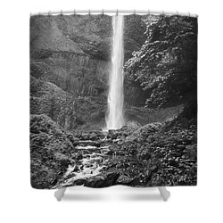 Latourelle Falls 10 Shower Curtain