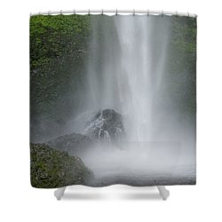 Latourelle Falls 2 Shower Curtain