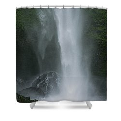 Latourelle Falls 5 Shower Curtain