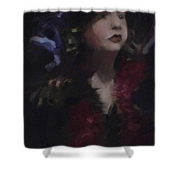 Laurel Dress-up Shower Curtain