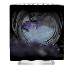 Shower Curtain featuring the photograph Lavender Sugar by Marija Djedovic
