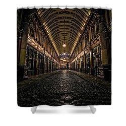 Leadenhall Shower Curtain