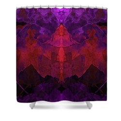 Leaf Changes Shower Curtain by Lynda Lehmann