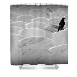 Leavenworth Shower Curtain by Lynn Sprowl