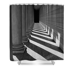 Legion Breezeway Shower Curtain