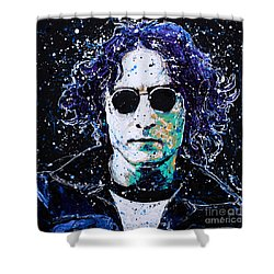 Lennon Shower Curtain