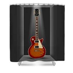 A Classic In A Box 2 Shower Curtain