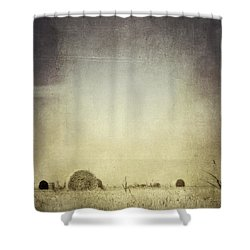 Let The Rain Come Down Shower Curtain by Trish Mistric