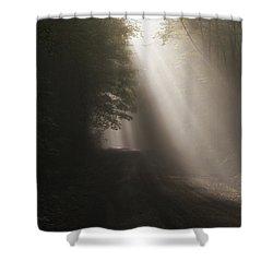 Let The Sun Shine Shower Curtain