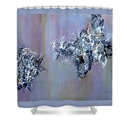 Let's Dance - Jive Shower Curtain by Jim Whalen