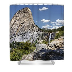 Liberty And Nevada Shower Curtain