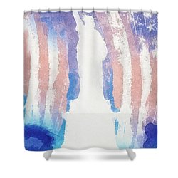 Liberty Shower Curtain by Mo T