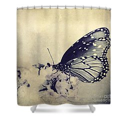 Librada Shower Curtain by Trish Mistric