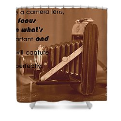 life is like a camera lens photograph by four hands art. Black Bedroom Furniture Sets. Home Design Ideas