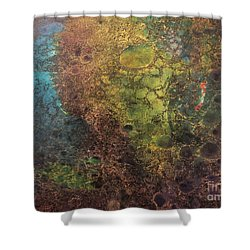 Life To Come Shower Curtain