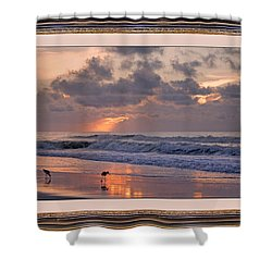 Lifetime Love Shower Curtain
