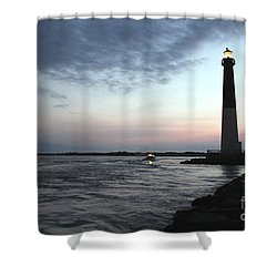 Light At Dawn Shower Curtain