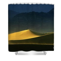 Light Is Everything Shower Curtain by Bob Christopher