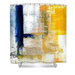 Light Of Day 1 Shower Curtain by Linda Woods