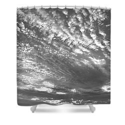 Light Reflections Shower Curtain