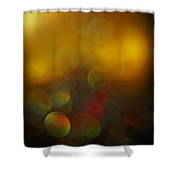 Light Shower Curtain by Sarah Loft