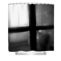 Light The Way Shower Curtain by Paulo Guimaraes