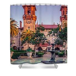 Lightener Museum Shower Curtain