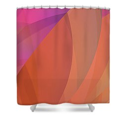 Lighthearted Shower Curtain