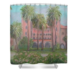 Lightner Museum Shower Curtain