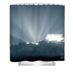 Lightplay Shower Curtain