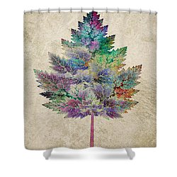 Like A Tree Shower Curtain